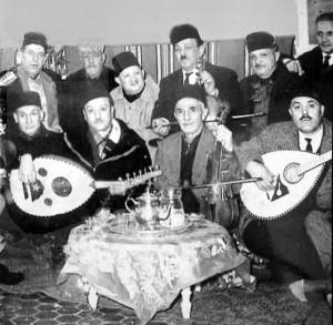 orchestre El Widadia 1970