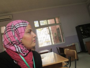 Mme Assia Touati