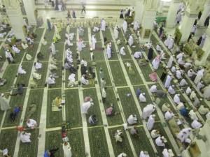 28 Intérieur du Haram