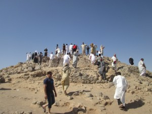 51 Montagne de Ouhoud, très prisée par les Pélerins