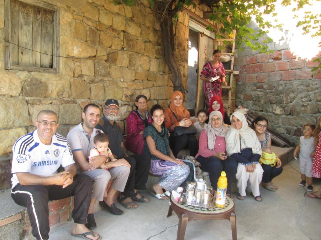 Vir e en kabylie blida des roses qui ne f nent pas for Habitat rural en algerie pdf