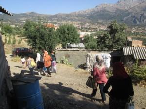 Voyage en Kabylie