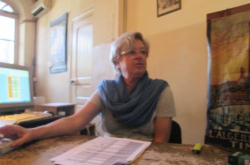 Article : Chantal Lefèvre s'est éteinte; Blida pleure une grande dame