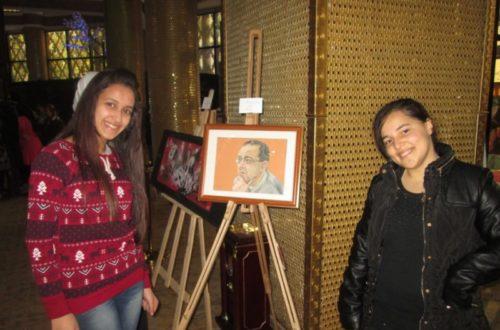 Article : Smati, médecin et peintre