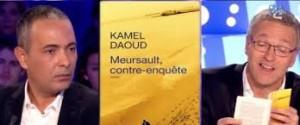 Kamel Daoud à France2