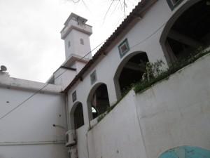 Aux alentours du mausolée de Sidi Kebir