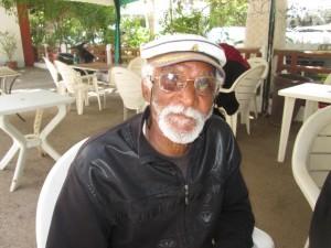 Maâlem Bahas, ami proche de Denis Martinez