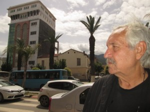 Denis Martinez au Bd Tebessi à Blida