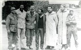 Nelson Mandela avait côtoyé des maquisards algériens en 1960-1961