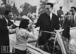 Premier président de l'indépendance, Benkhedda fut vite écarté.
