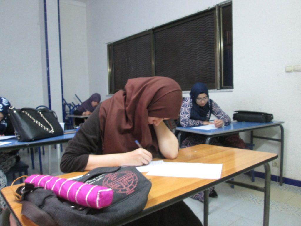Période des examens, dure pour tout le monde cette année