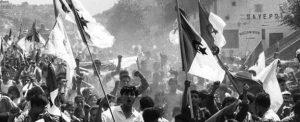 Le Peuple algérien, on le voulait seul héros.