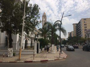Magasin au centre de la ville de Blida