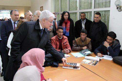 Article : l'ISTA à Blida