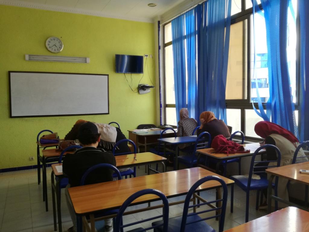 Ecoles de langues avec moyens modernes