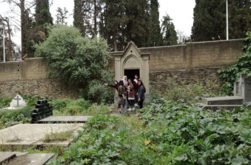Article : Le cimetière chrétien à Blida à l'abandon