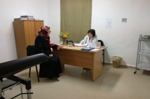 Article : Remplacement des médecins en vacances