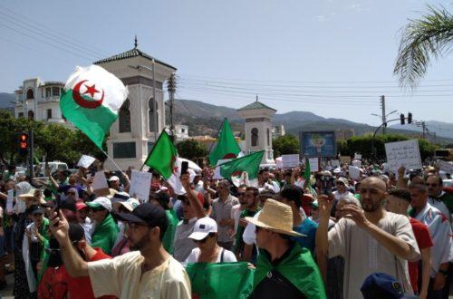 Article : En Algérie, la protestation politique éclipse la CAN