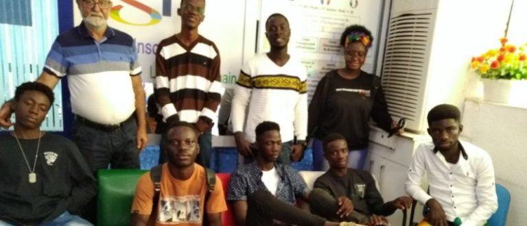 Article : Des étudiants du Ghana à Blida