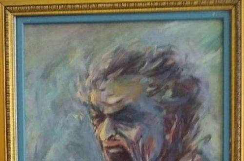 Article : Traversée du désert de l'artiste-peintre IRKI ?