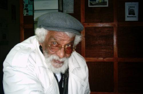 Article : Le griot Mohamed Bahaz à l'automne de sa vie